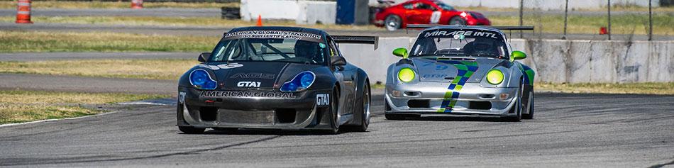 AGS Porsche Racing